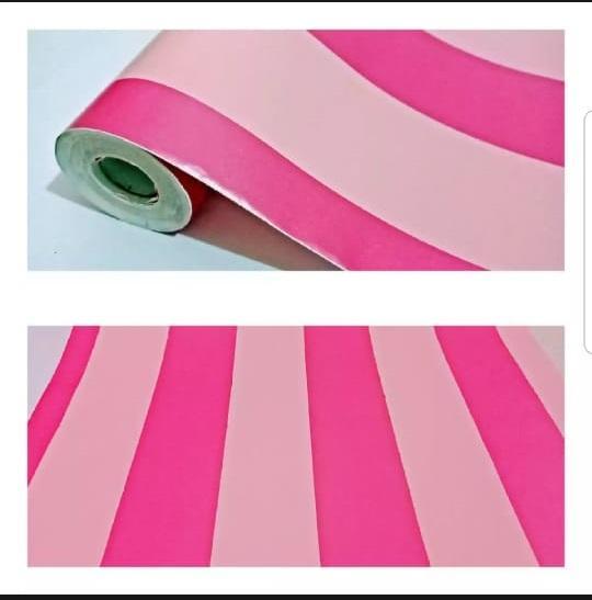 Sticker Wallpaper Atau Sticker Dinding Motif (Size 45cm X 10M)