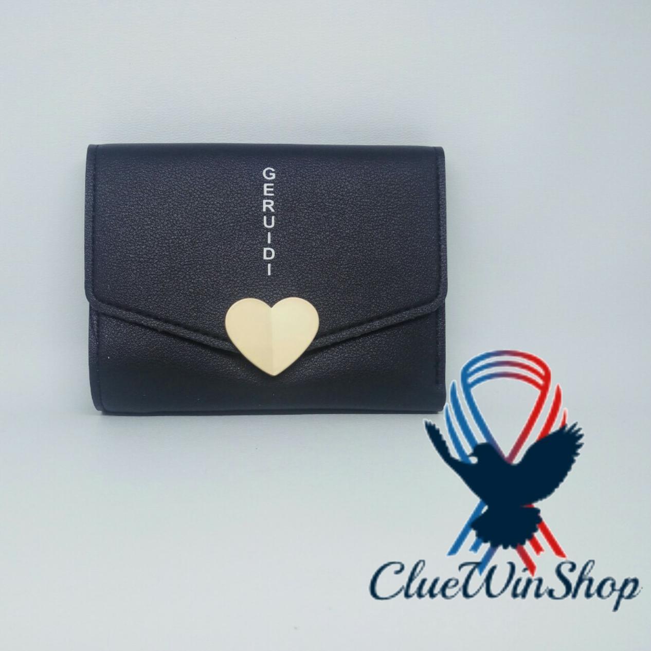 Dompet Lipat Wanita import murah terbaru- Clue Win Shop