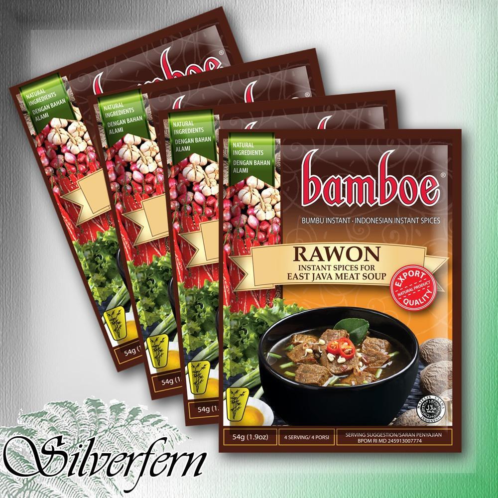 Bamboe Export Rawon (4pcs)