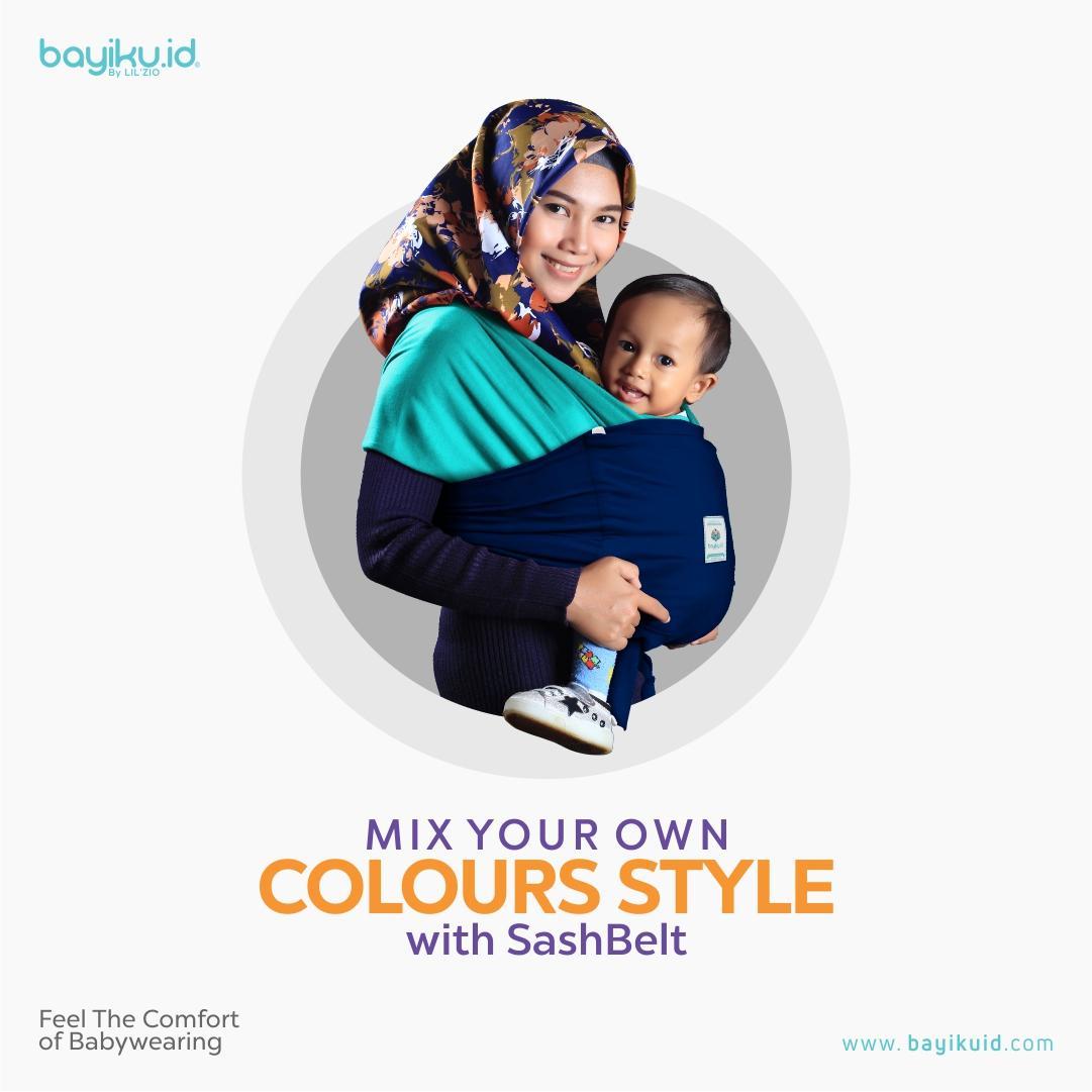 Features Sash Belt Sabuk Gendongan 2in1 Instant Baby Wrap Dan Harga