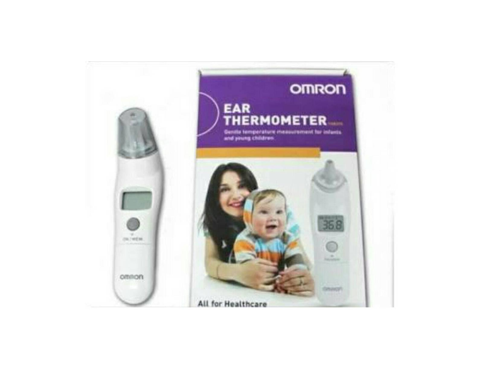 OMRON Thermometer Telinga TH839S ( Ear Thermometer )
