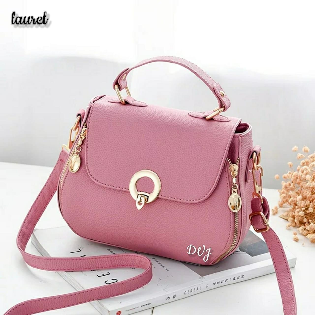 Laurel - Tas Selempang Wanita Terbaru   Dompet Wanita   Dompet Mini    Dompet Fashion   2f44526dd5
