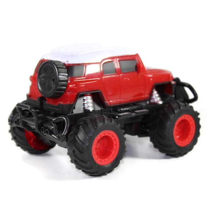 RC Mobil Bigfoot FJ Cruiser Mini Car Mainan Anak Remote Control - Merah . 6cdf7dbd14