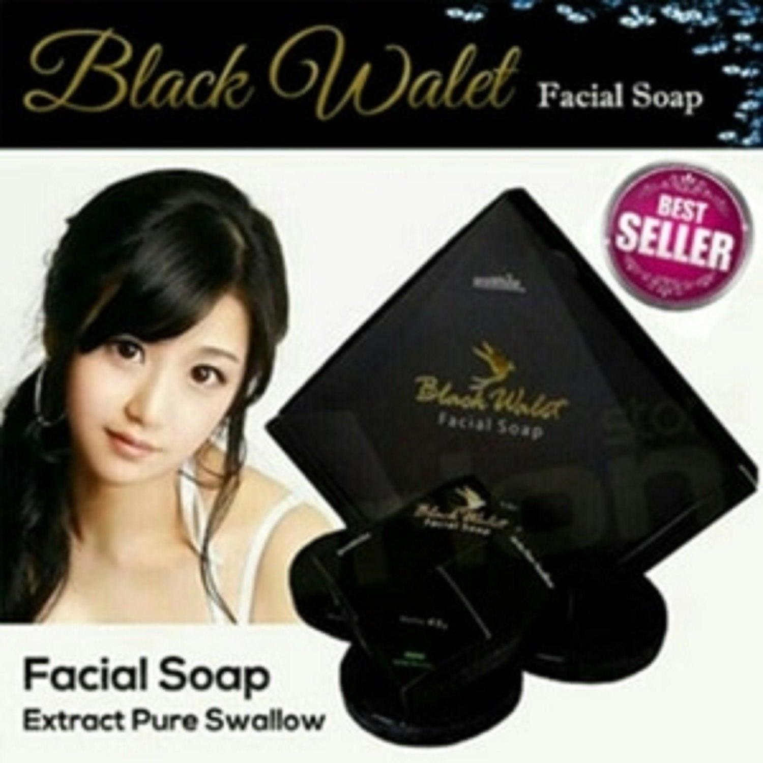 Kehebatan Neo Walet Facial Soap Dan Harga Update Teknologi Bpom Body Jelly Sabun Pure Black Ori 1set 3pcs