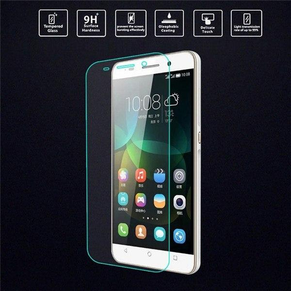 Tempered Glass For Huawei HONOR 4C Gores Kaca Screen Protector Qulaity HD