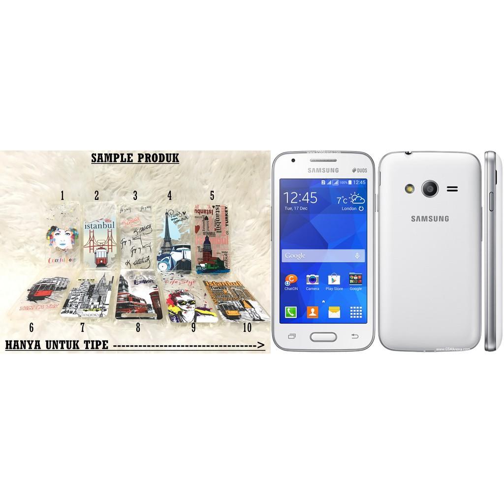 Kelebihan Promo Sfcl Samsung Galaxy V G313 Plus G318 Softcase Baterai Ace 4 Fuze City Life