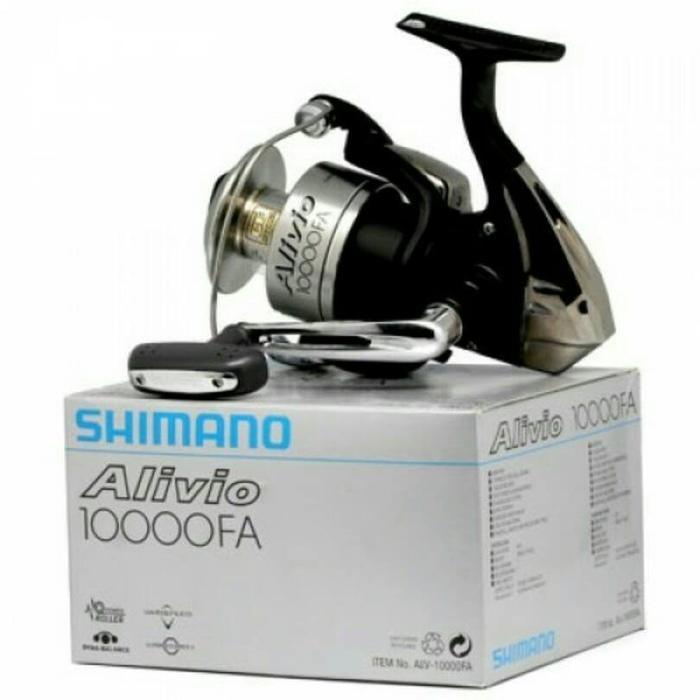 reel shimano alivio 10000