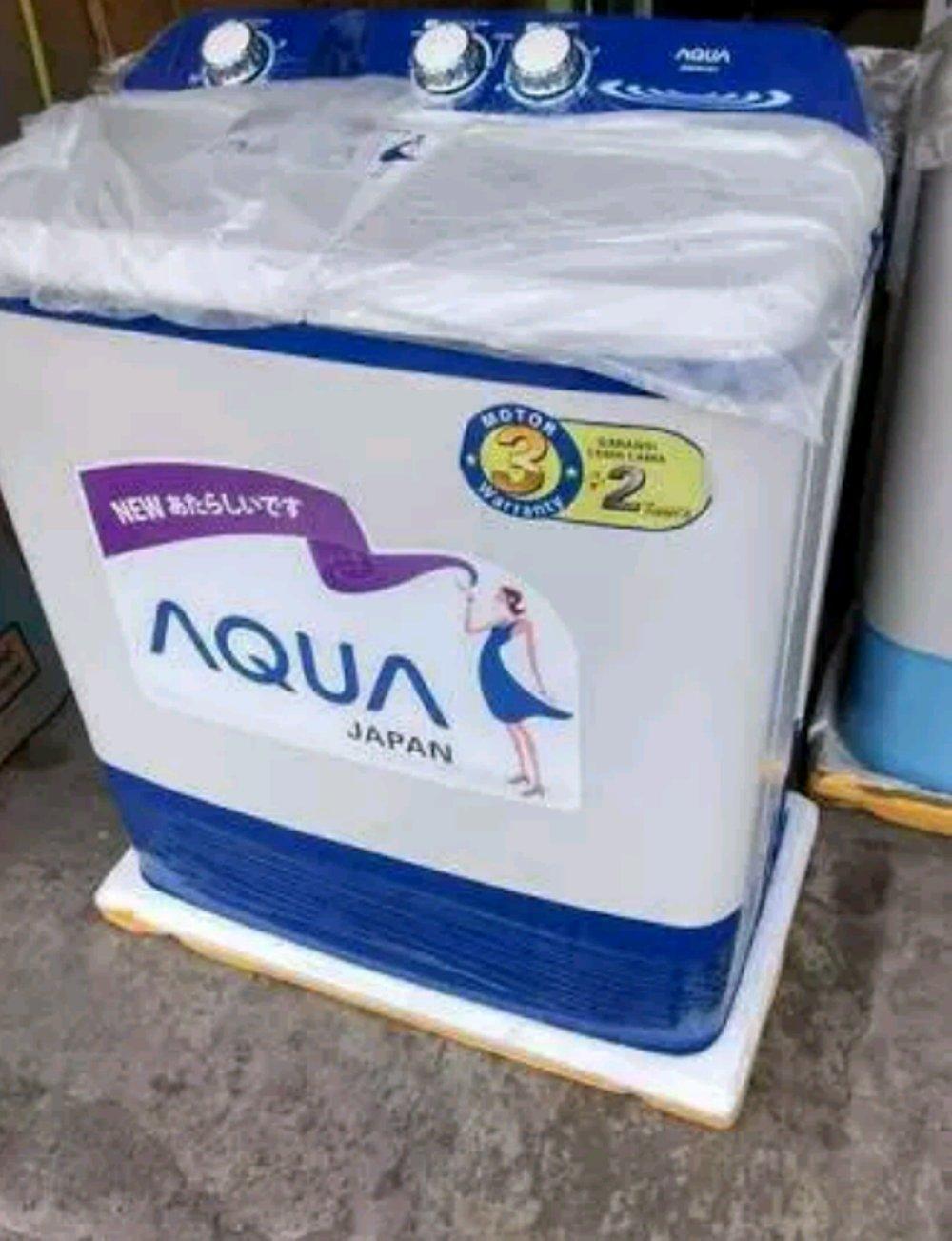 Features Aqua Mesin Cuci 2 Tabung Qw 871xt Dan Harga Terbaru 9kg Qw980xt Putih Free Ongkir Jabodetabek 3