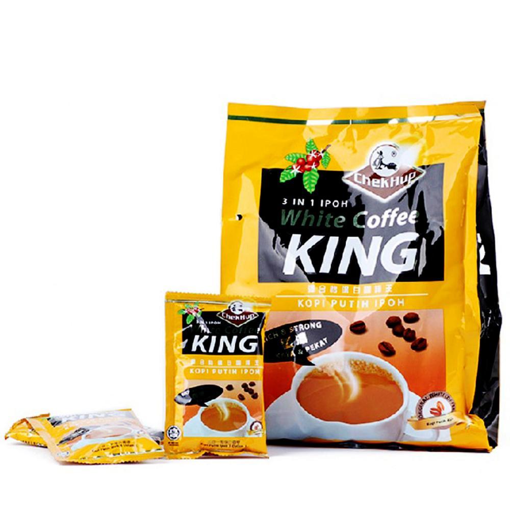 Cek Harga Baru Super Charcoal Roasted White Coffee 3 In 1 Classic Old Town Kopi Klasik Chek Hup Ipoh King