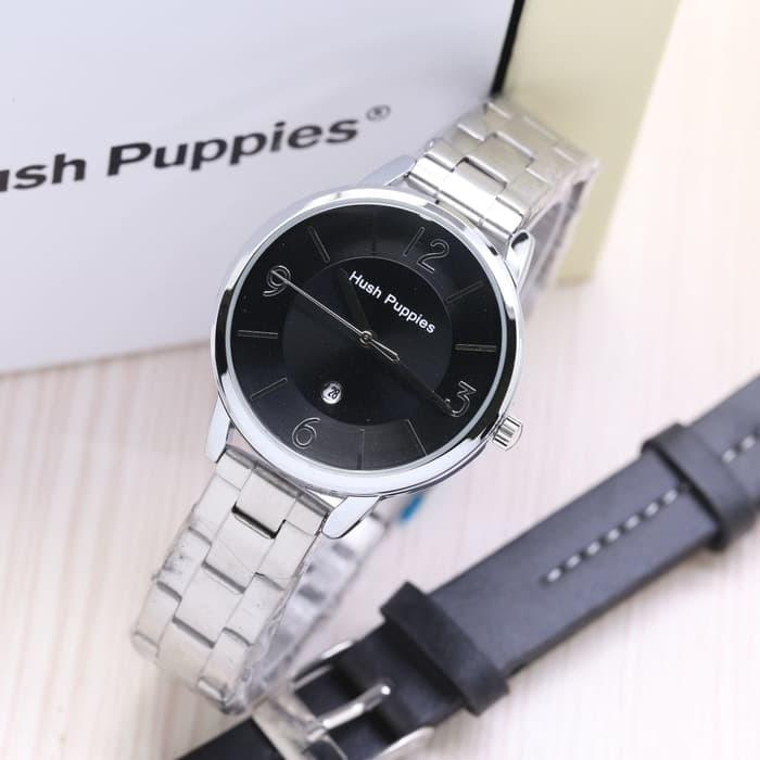 Detail Gambar Jam tangan wanita hush-pupies Ellegant srantai style -free leather strap Terbaru