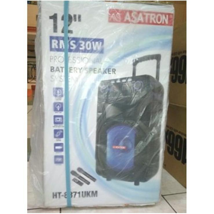 Speaker Portable Asatron HT 8871 UKM