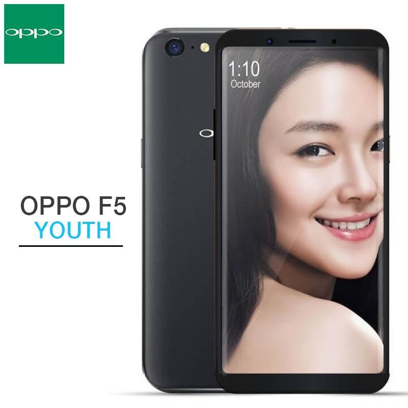 OPPO F5 YOUTH 3GB 32GB SMARTPHONE FULL SCREEN 6 FHD GARANSI RESMI 1 TAHUN