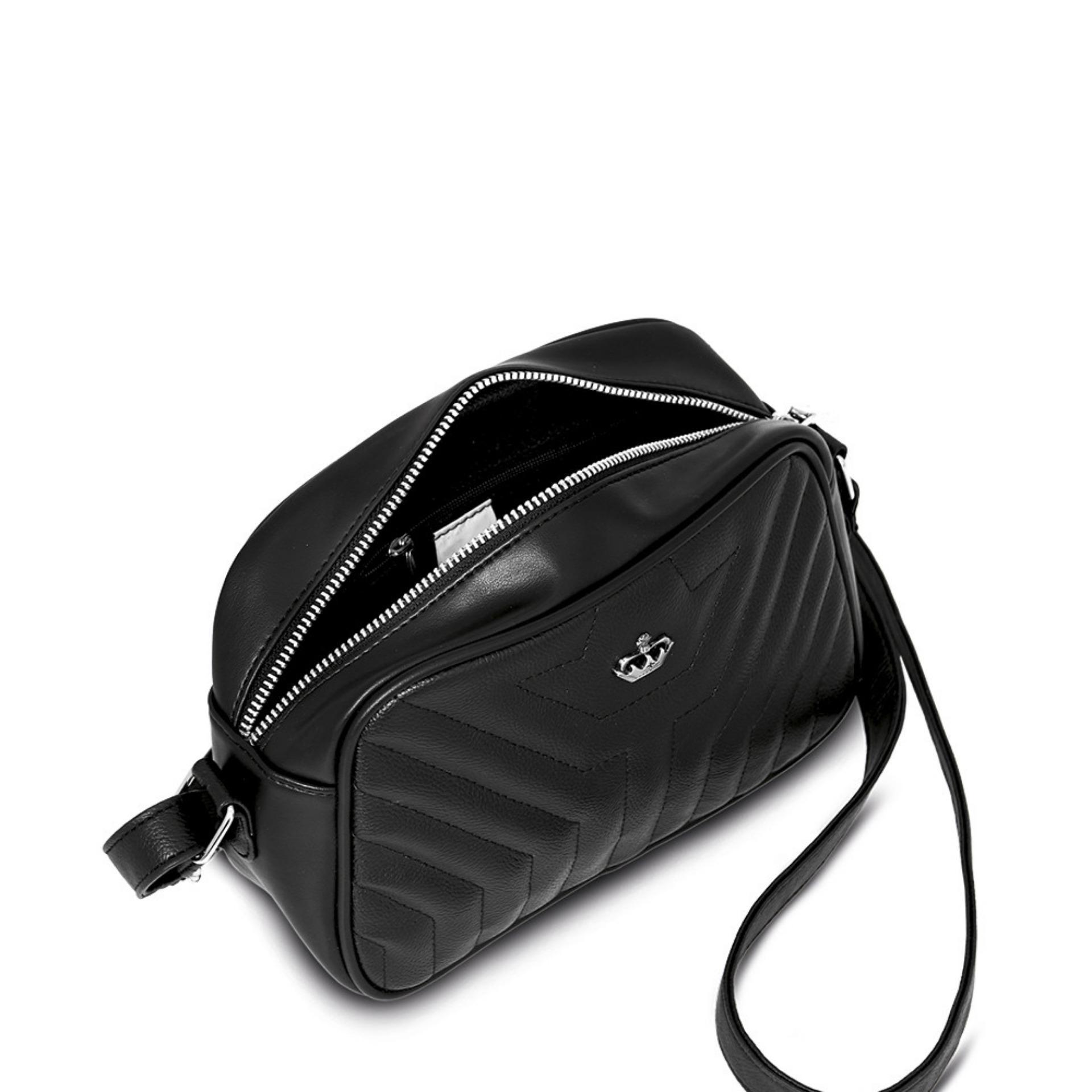 Sophie Paris Tas Selempang Wanita Import Branded Mumbi Bag T4484B5 - Hitam - a7a3ef9110