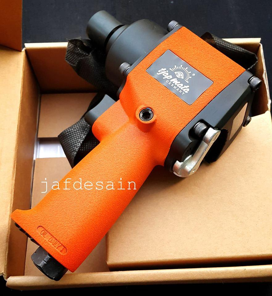 Air impact wrench Heavy duty mini 1/2 inch Eye brand tjap mata Germany