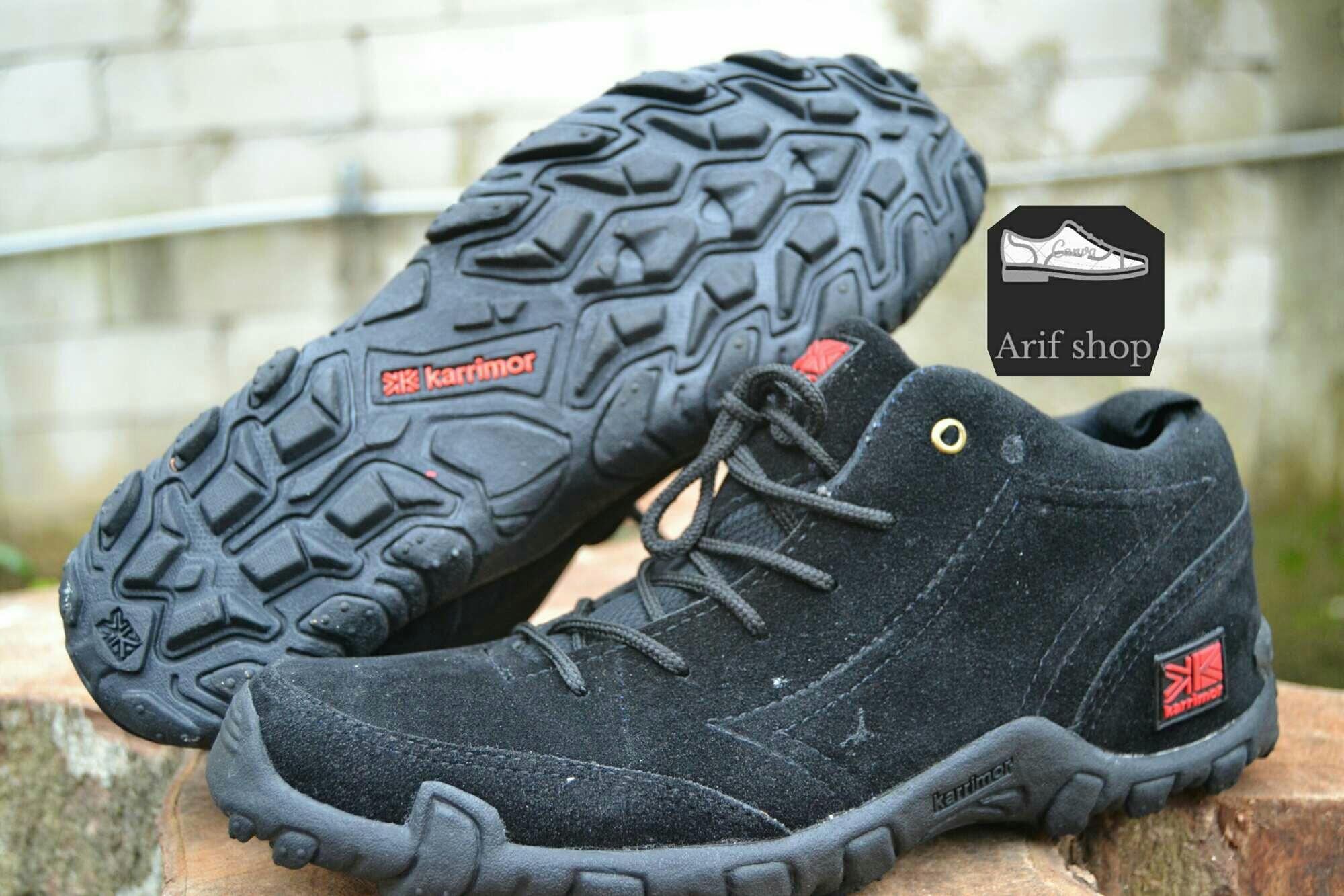 Sepatu gunung karrimor - sepatu tracking outdoor - alat gunung - sepatu  murah 8dfec5e1f5