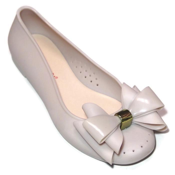 ... Bara Bara Jelly Shoes Silikon Flat Shoes Cewek 2010 Warna Dikirim acak - 3 ...