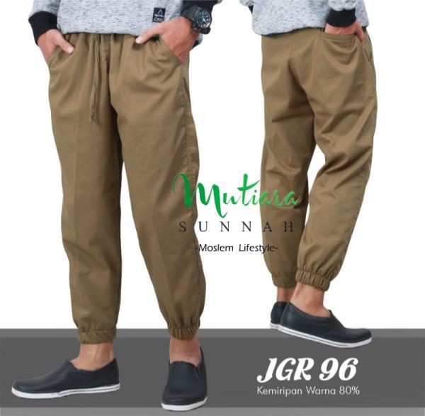 Jogger Pants Celana Jogger Sirwal Jogger Celana Jogging Pria JGR 96