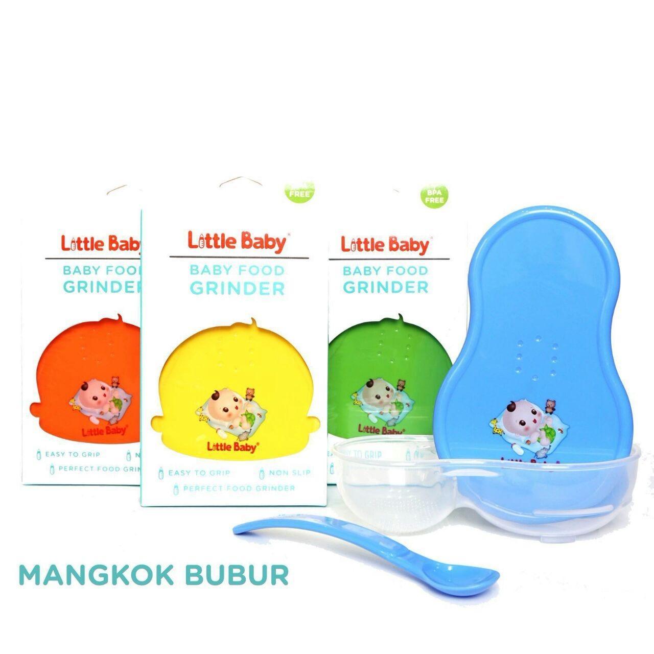 harga Little Baby Food Grinder/ Mangkok Bubur Bayi Tipe 1206 Lazada.co.id