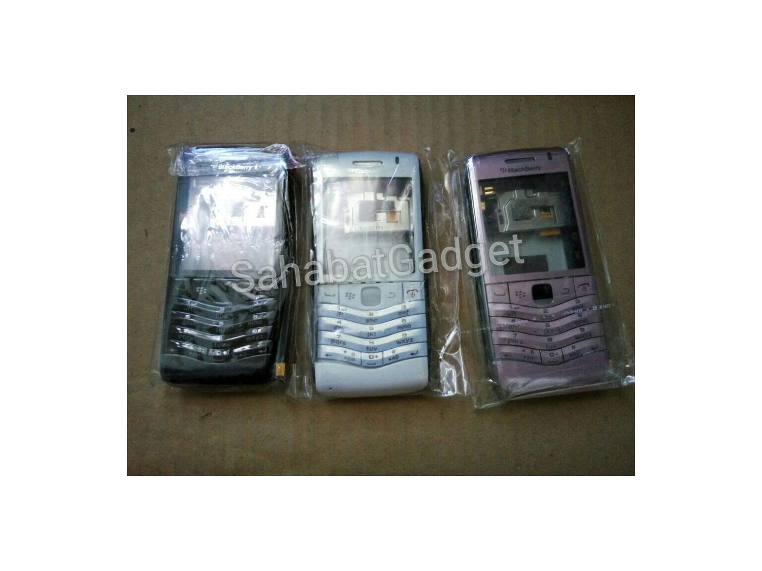 CASING BLACKBERRY PEARL 3G 9105 FULLSET