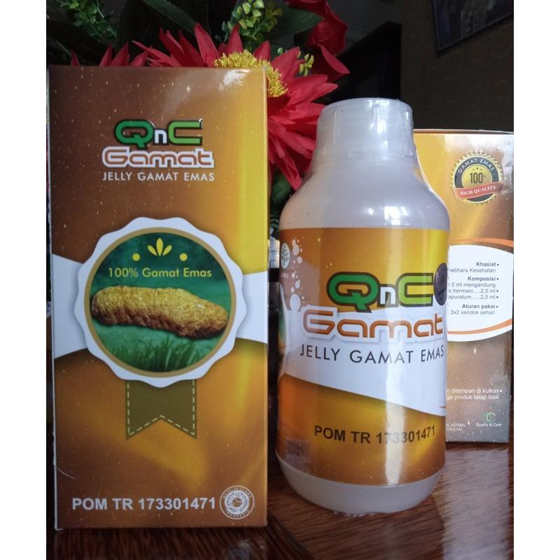 Cara Beli Qnc Jelly Gamat Asli 100 Original Obat Herbal Multikhasiat