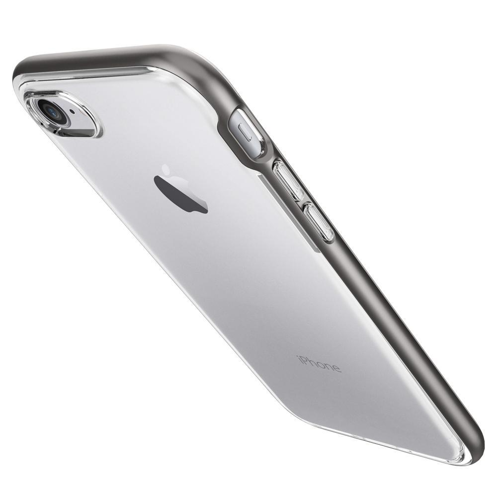 ... Spigen iPhone 7   IPhone 8 Neo Hybrid Crystal Gunmetal 042CS20522  ORIGINAL - 5 68d5fa3901