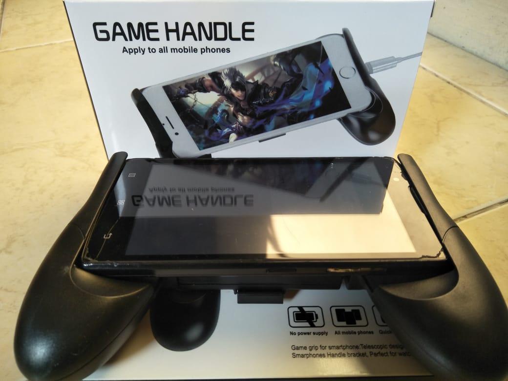 Gamepad handle joystik holder mobile legend gamepad universal