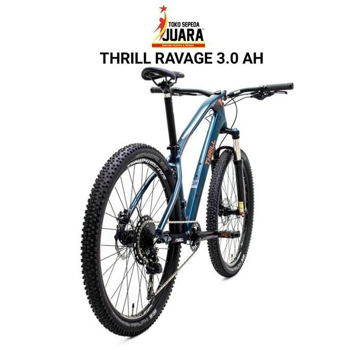 Harga Sepeda Thrill Ravage 2018 - Terkini Online