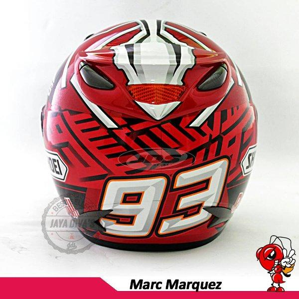 Helm Shoei Marques Moto Gp - 2 ...