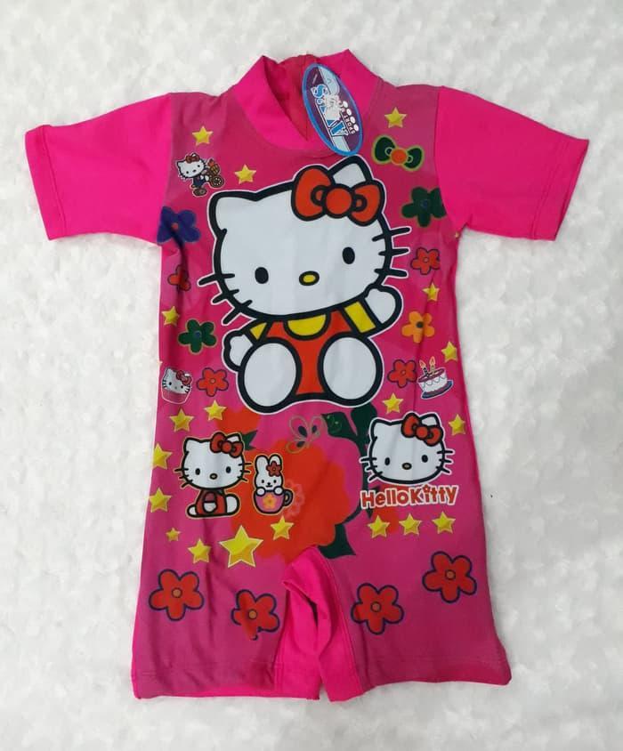 Baju renang anak bayi baby perempuan cewek tsum tsum hel - 2 ...