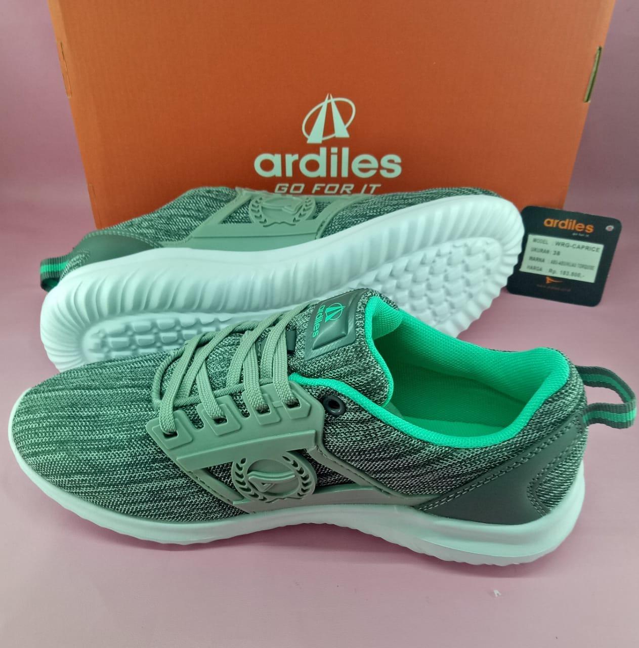 Fitur Sepatu Ardiles Running Caprice Abu Turquice 37 40 Dan Harga Estelle Women Shoes Tua 39 Detail Gambar Terkini