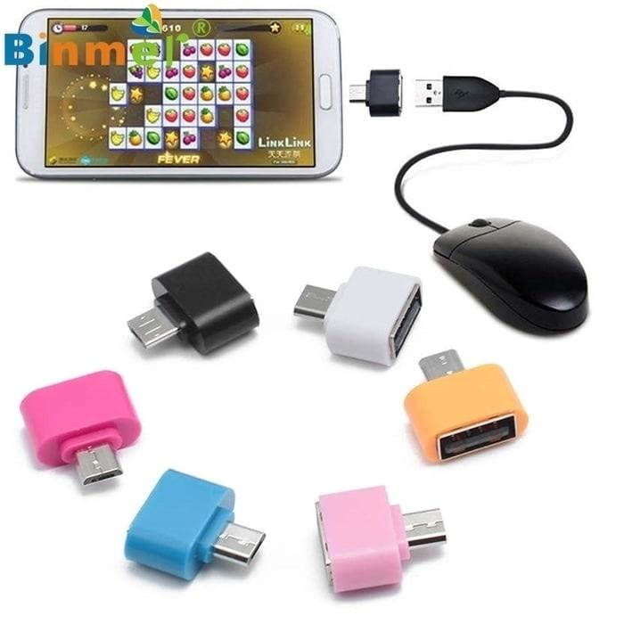 SMART OTG MICRO USB MINI ADAPTER - Connection Kit KABEL DATA OTG SMART
