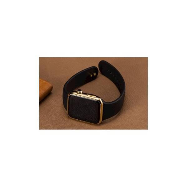 Terlaris Smart watch A9 Apple 9 / Smartwatch A9 Black Gold hadiah ulang tahun