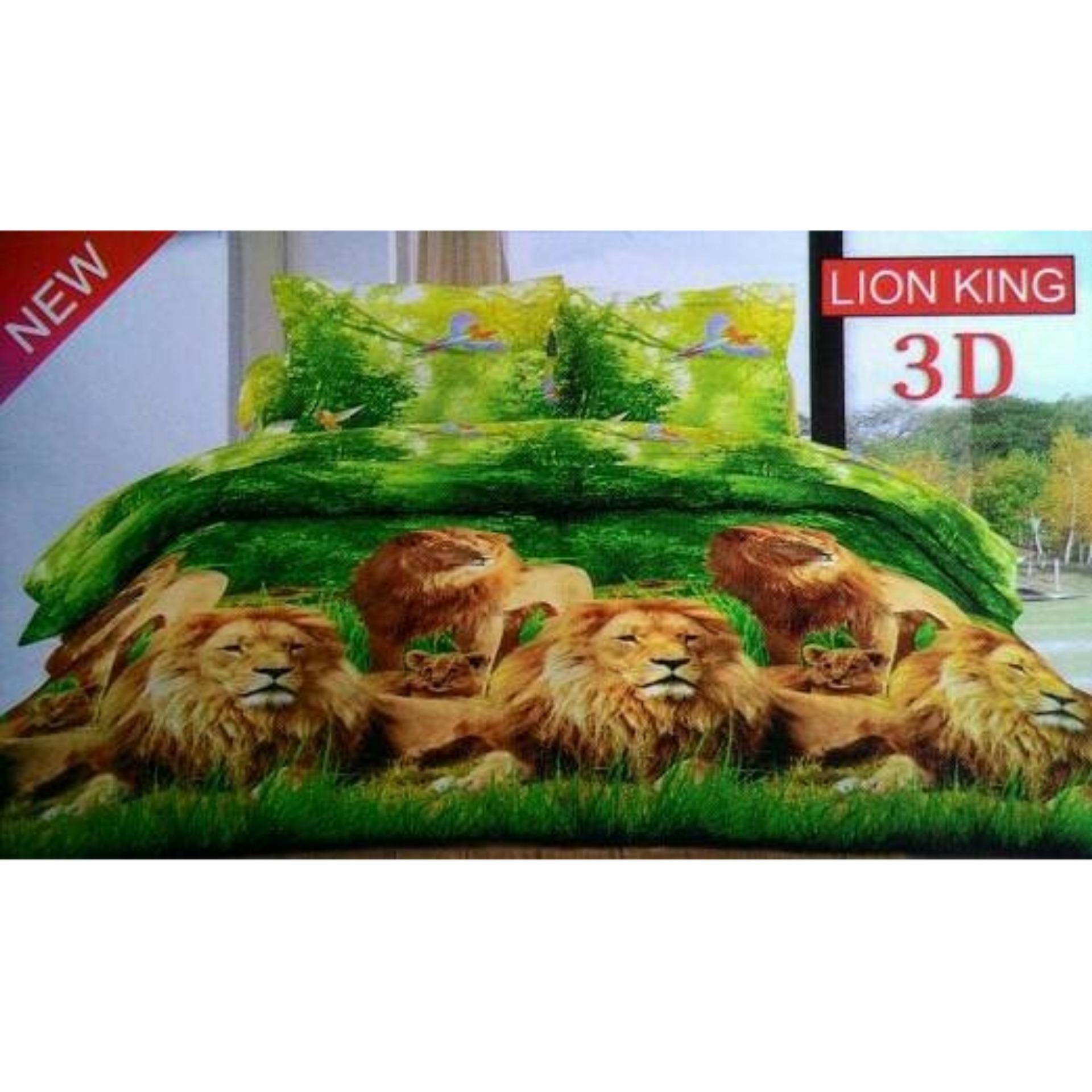 Kelebihan Terbaru Sprei Bonita Romantic No 1 King 180 B4 Spray Sprai Backpack Pria Raindoz Bbr611 Lion No1