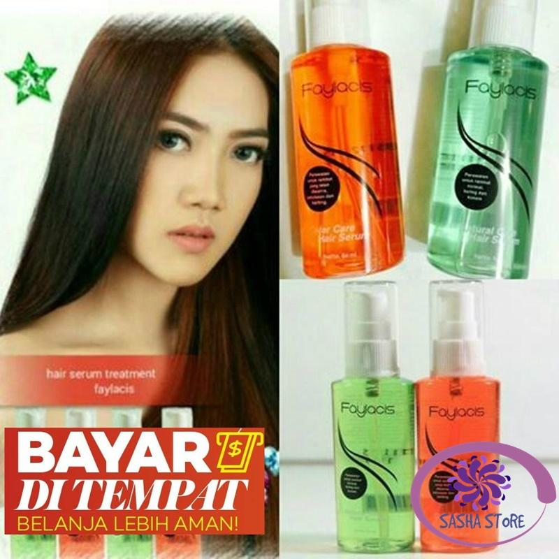 SS Vitamin Rambut FAYLACIS Hair Serum rambut 60ml BPOM ORANGE   Pelembap  Rambut   Perawatan Rambut e6c9e0e0e8