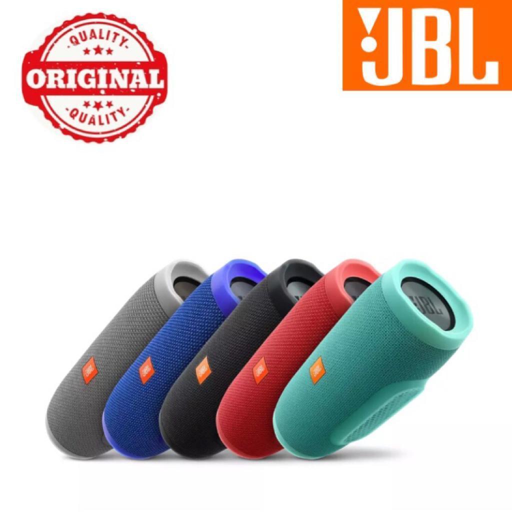 Detail Gambar JBL Bluetooth Speaker Charge 3 Original Terbaru
