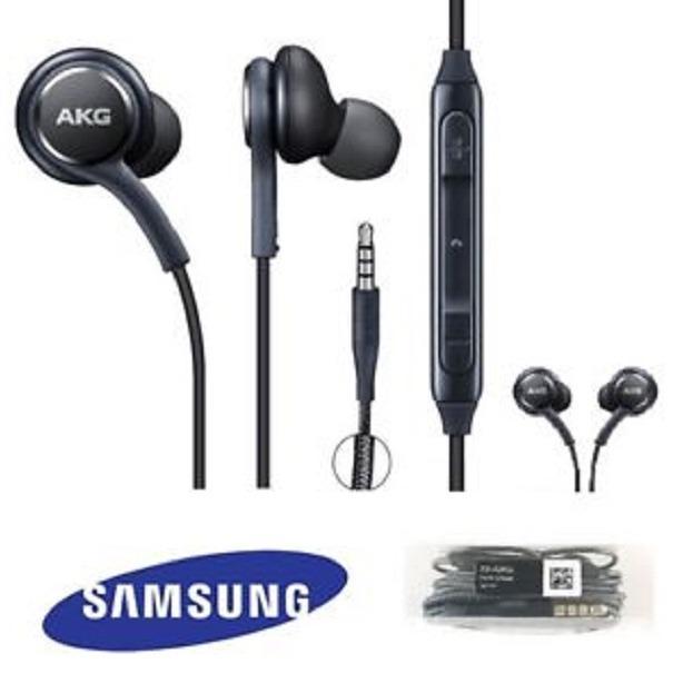 Samsung Handsfree Headset Handset Earphone S8 / S8+ AKG 3.5mm Earphone/Headset Black -