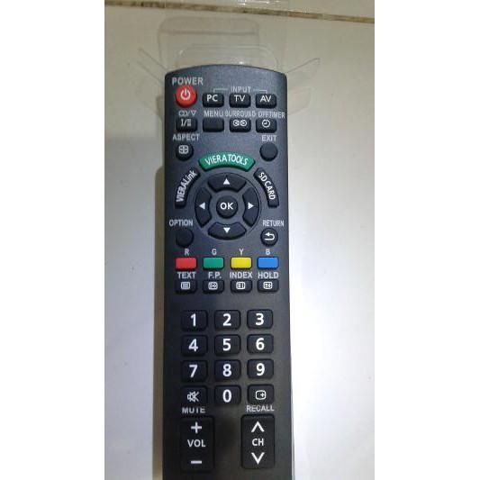 Dijual REMOTE REMOT TV PANASONIC VIERA LCD LED KW SUPER RASA ORIGINAL Murah