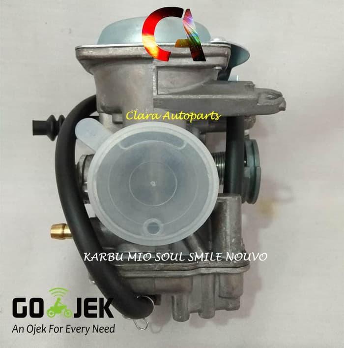 Bayar Di Tempat / Karburator MIO Soul Sporty Smile Nouvo 5Tl Carburator MIO Smile Sporty - 2