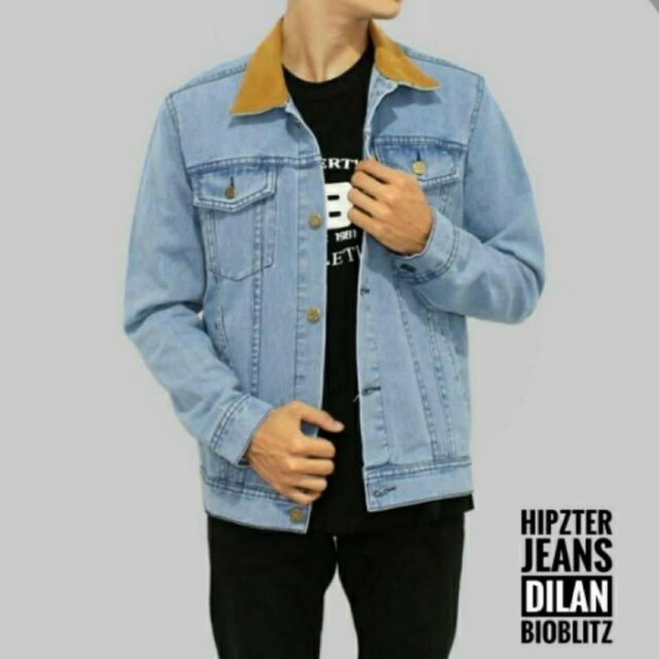 Top 10 Forwad Jaket Jeans Dilan Online