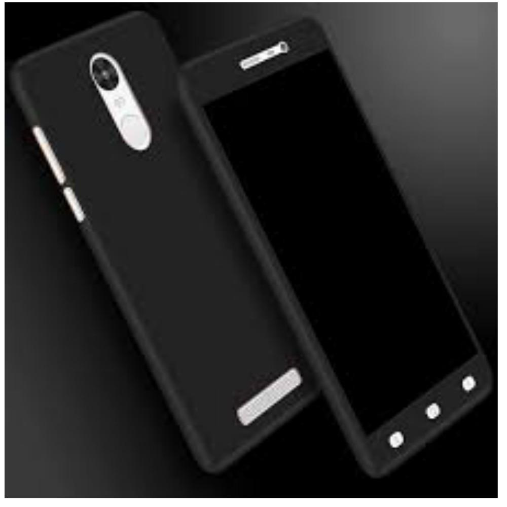 Ipaky 360 For XIAOMI REDMI NOTE 3 PRO Full Cover Armor Baby Skin Premium + Tempered