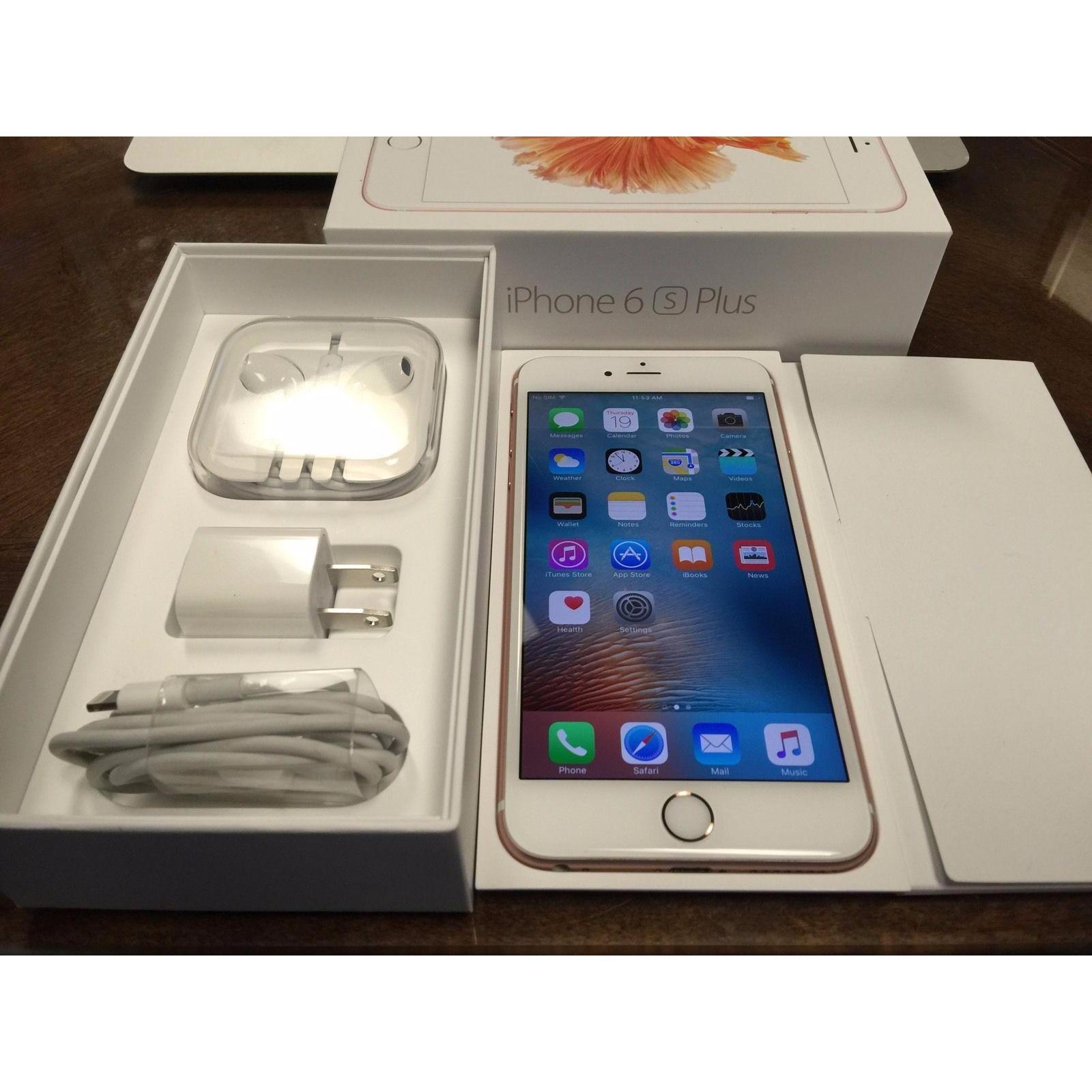 Apple iPhone 6s Plus - 64GB - Rose Gold