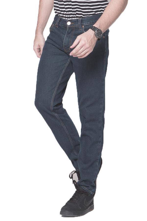 2Nd RED Celana Jeans Pria Best Seller Basic Denim Navy- Eksis Collection124193 - 2 ...