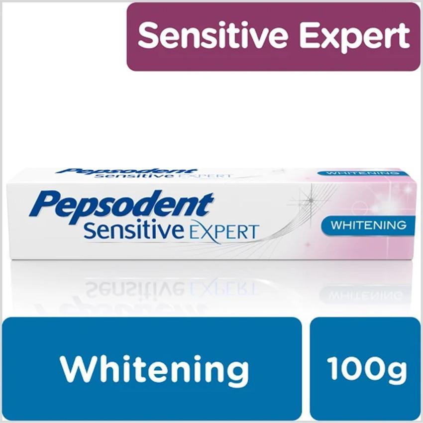 Pepsodent Sensitive Expert Pasta Gigi Whitening 100G
