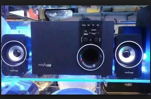 Speaker Advance M180BT Combo Bass JOSS