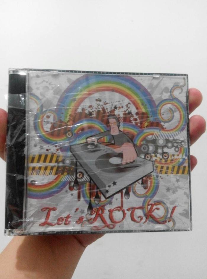 Jual Murah - Timbangan Emas Desain Kotak CD DVD VCD Album Tebal