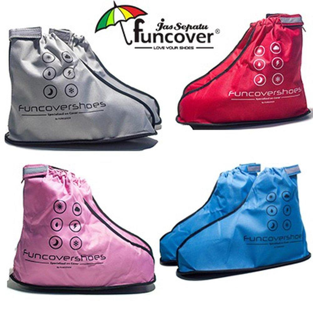 ... Gratis Masker Source · Distributor Jas sepatu cover shoes mantel hujan anti air Funcover cosh