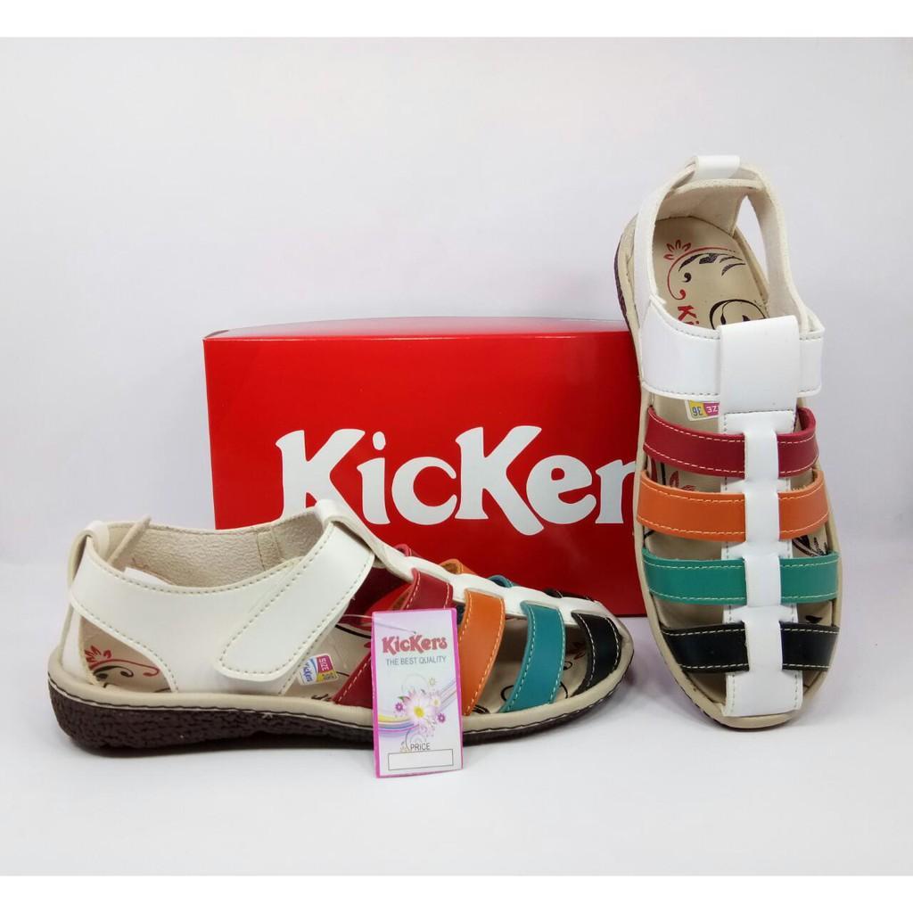 Sepatu Kickers Wanita Kode MK 21