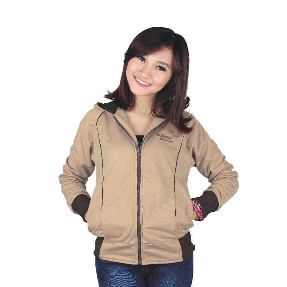 My Choices Jaket Casual Wanita - Branded Model Terbaru - YI 048