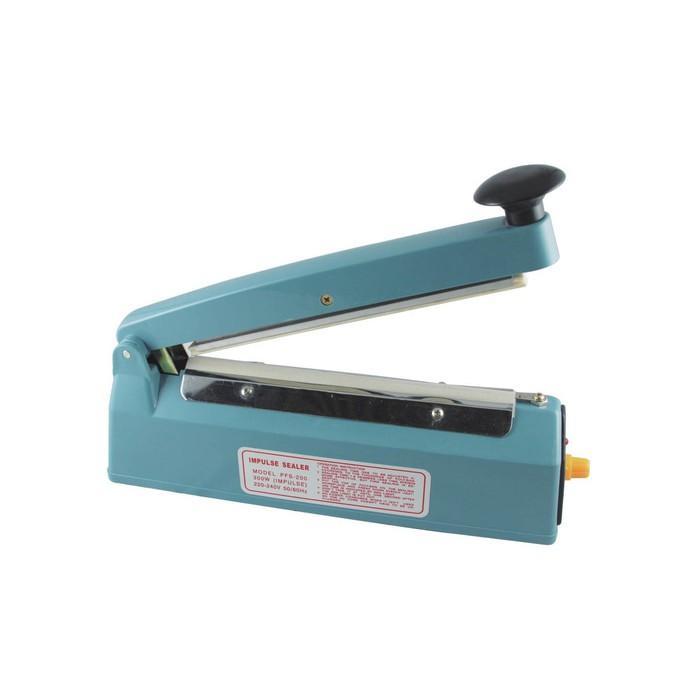 Impulse Sealer 20Cm Vacum Vacuum Mesin Alat  Press Plastik - 6Zez6y