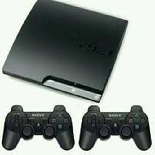 2 SONY Playstation 3 slim 500gb CFW fullgame - 3 .